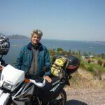 Susana Cristiani, la abuela motoquera que recorre sola todo el país