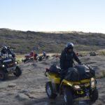 El ATV Club Argentina prepara su última expedición del año