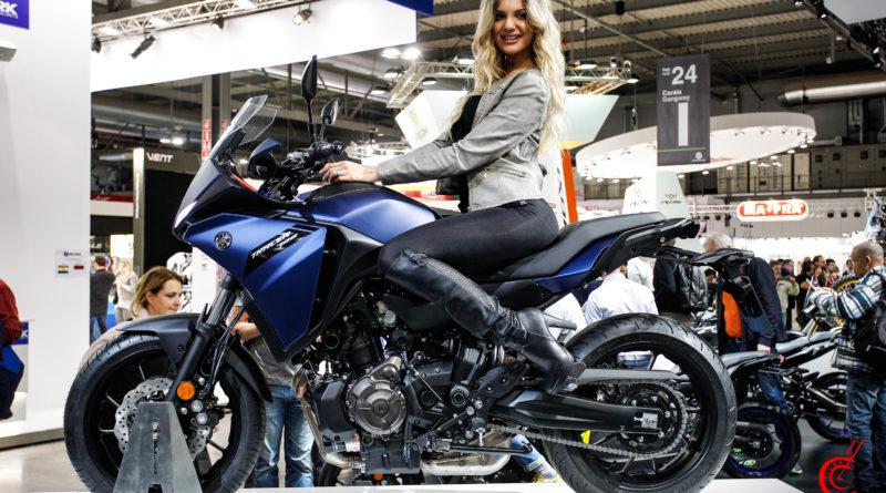EICMA 2019: Yamaha Tracer 700 2020