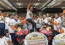 Duodécima victoria de Márquez y Triple Corona del Repsol Honda en el adiós de Lorenzo