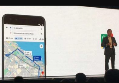 "Google Maps en ""Modo Moto"""