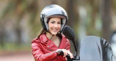 La mujer y la moto, una tendencia en alza