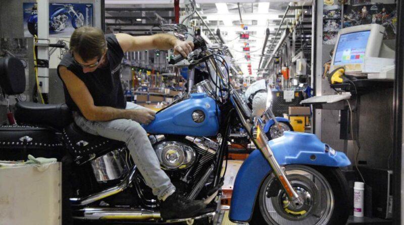 Harley-Davidson cierra operaciones en India
