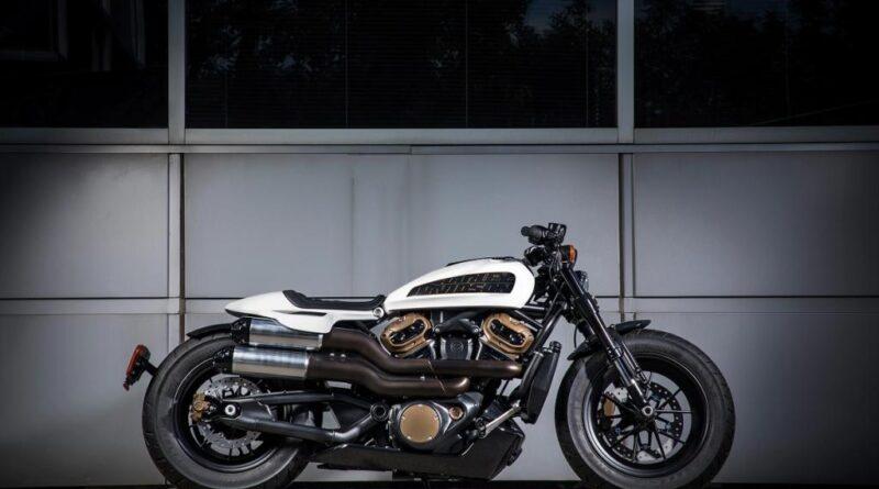Harley-Davidson de 1250 cc