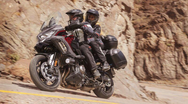 Kawasaki Versys 1000 S y SE
