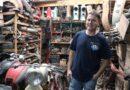 Una colección de motos alemanas en el corazón de la «Pampa gringa»