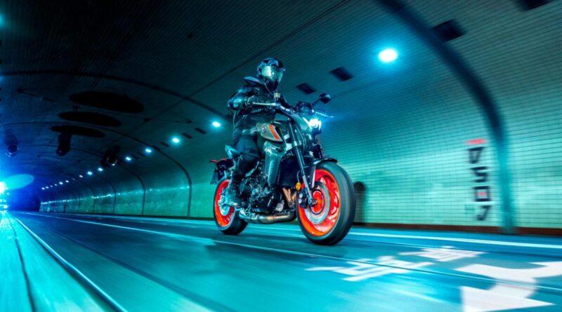 Yamaha MT-09 2021 más potente