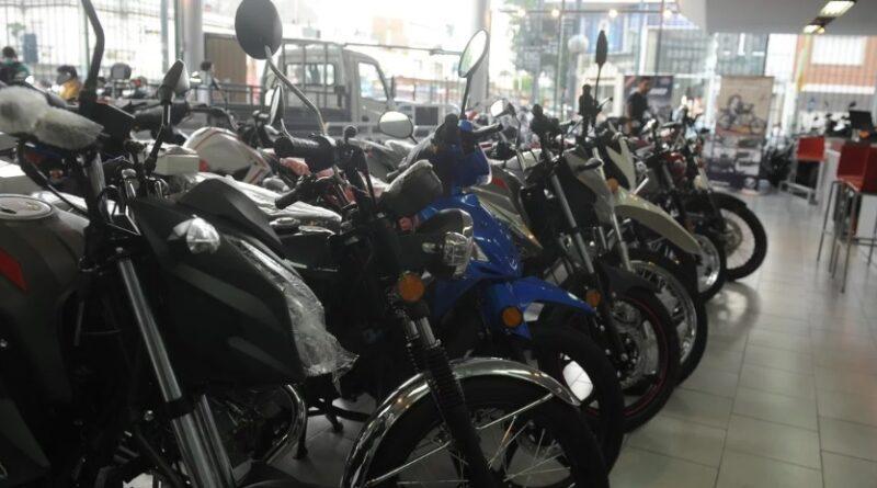 Motos usadas en Argentina