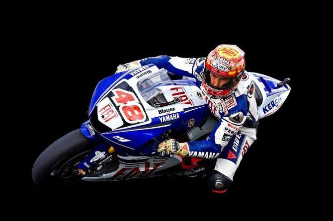 Motocicleta de MotoGP