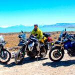 Viaje en moto por Sudamérica de un padre y sus hijos