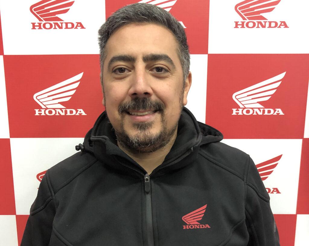 Martín Montengro de Honda Safety