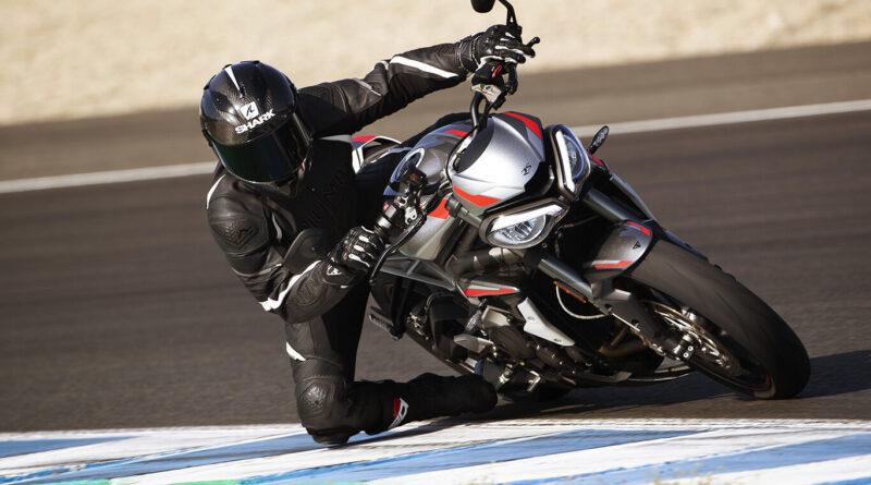 Triumph vuelve a supersport
