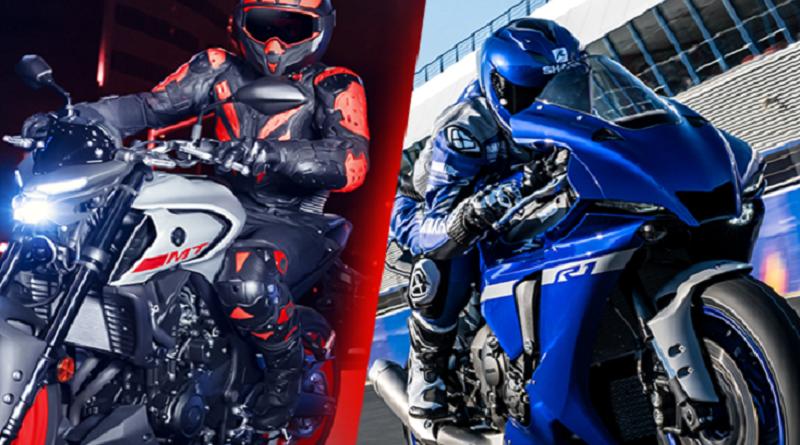 Yamaha introdujo al país dos modelos referenciales