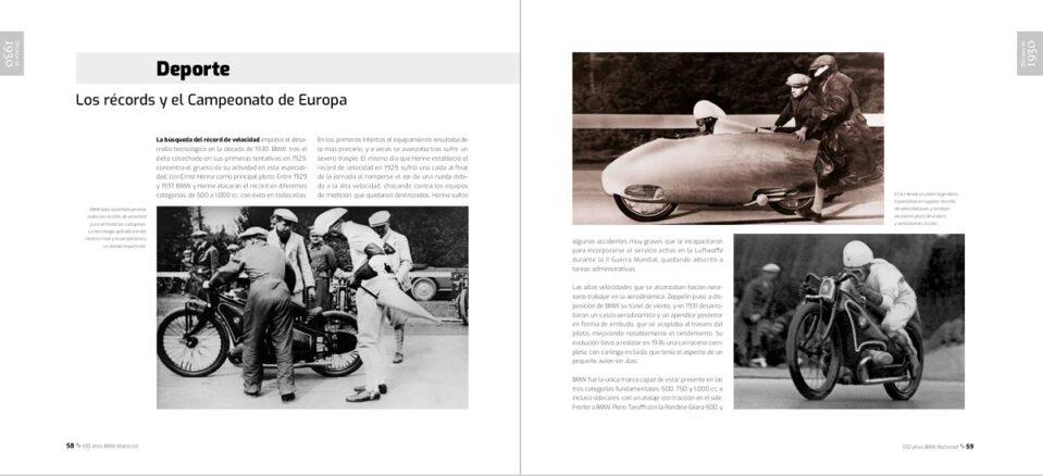 100 años de BMW
