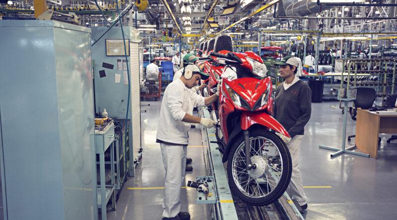 Las motos más vendidas