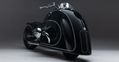 BMW R18 por Kingston Custom, una Art Deco de la serie SoulFuel
