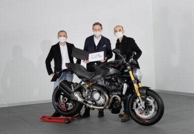 Salieron 350 mil Monster: la moto más vendida de Ducati