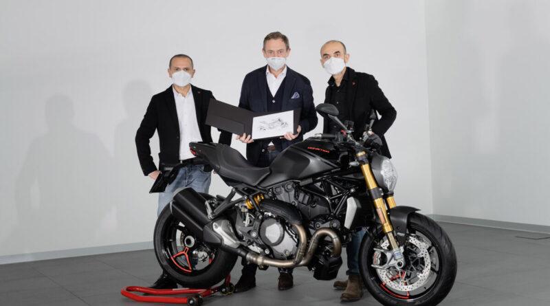 Ducati Monster 350 mil