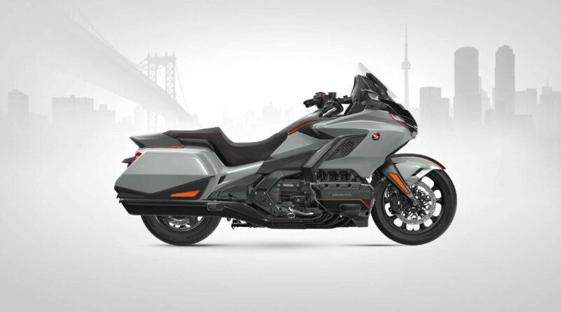 Honda GL1800 GoldWing 2021