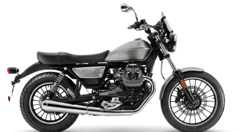 Moto guzzi 2021