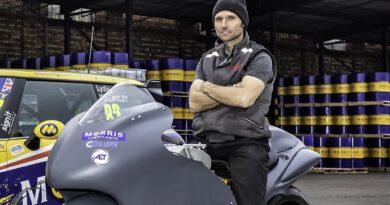 Guy Martin quiere batir su propio récord mundial de velocidad