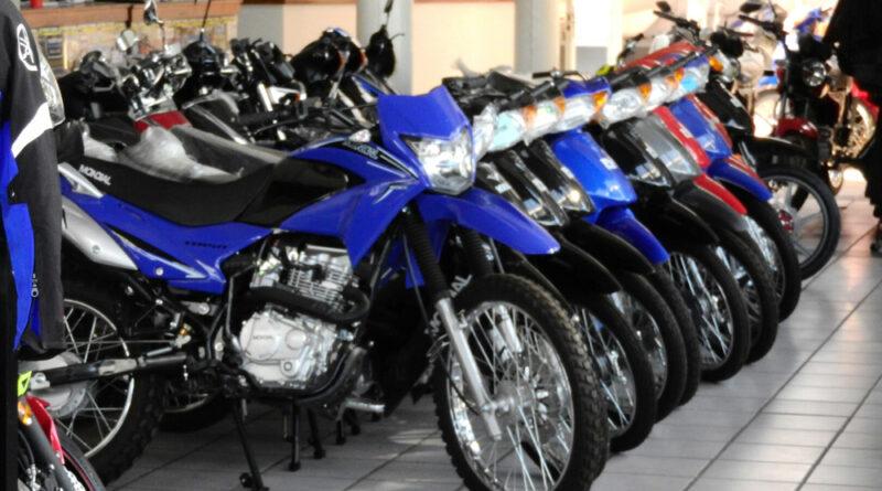 Moderada suba venta motos