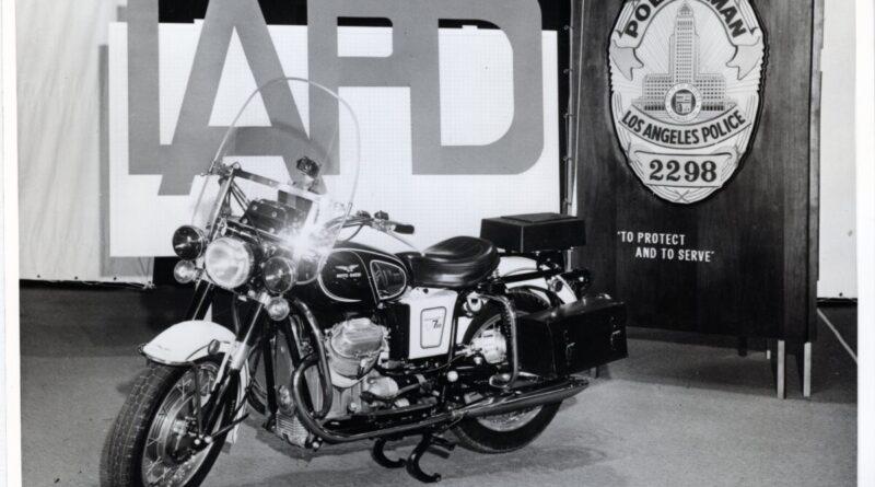 Moto Guzzi 100 años
