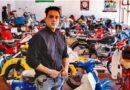 Misiones: el museo de las motos que hicieron historia en Eldorado