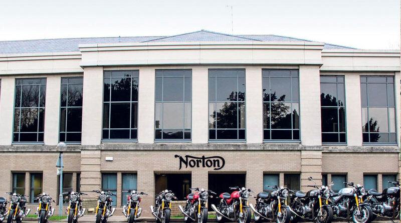 TVS expandiría a Norton