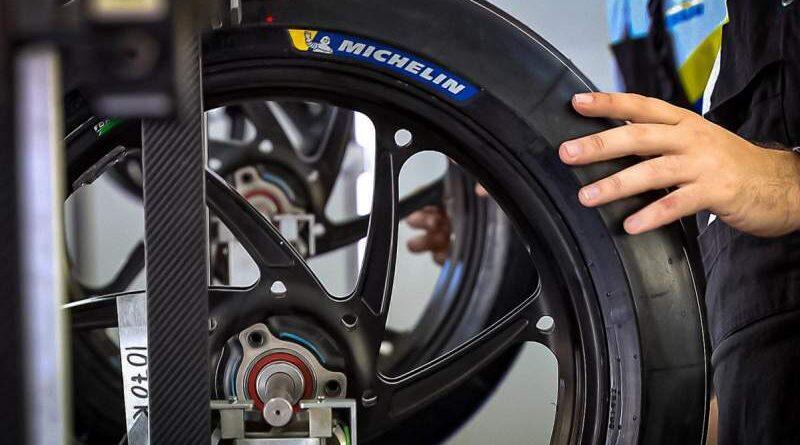 Michelin dispositivo baja velocidad