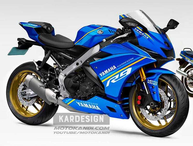La Yamaha R9