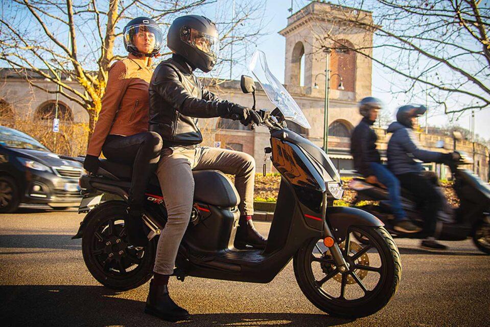Las motos eléctricas