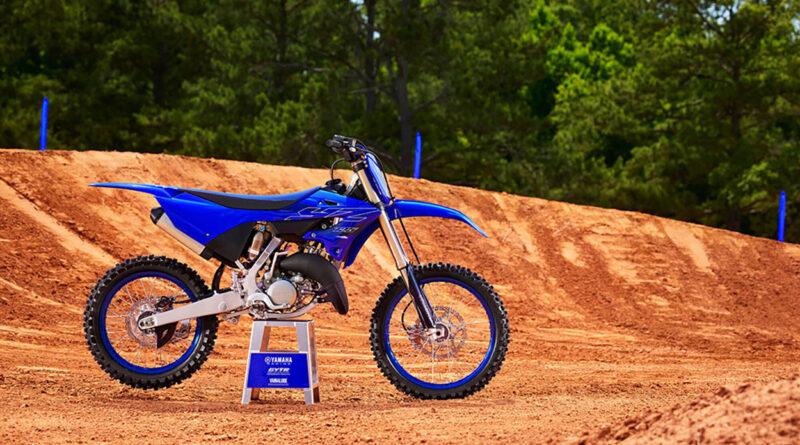 Gama Yamaha MX 2022