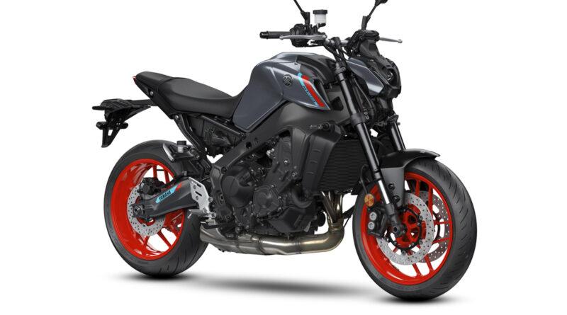 La Yamaha MT-09 2021