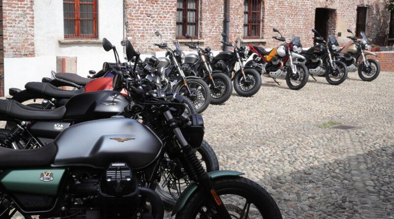 Moto Guzzi 100 Anni