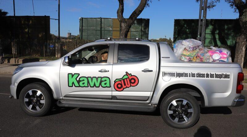 """La """"Caravana"""" del KawaClub"""