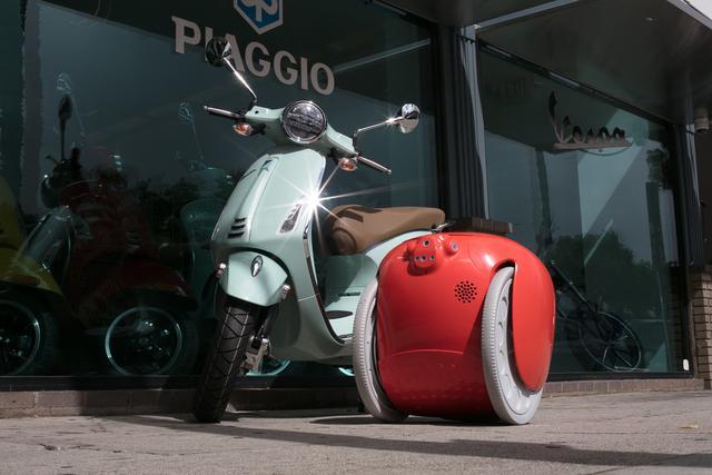El Grupo Piaggio