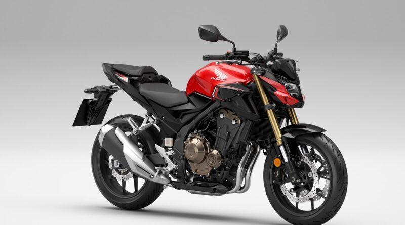 gama CB500 de Honda