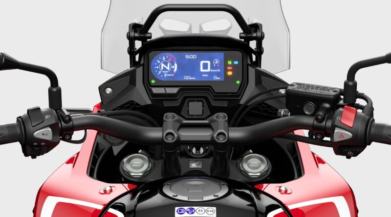 Gama Honda CB 2022