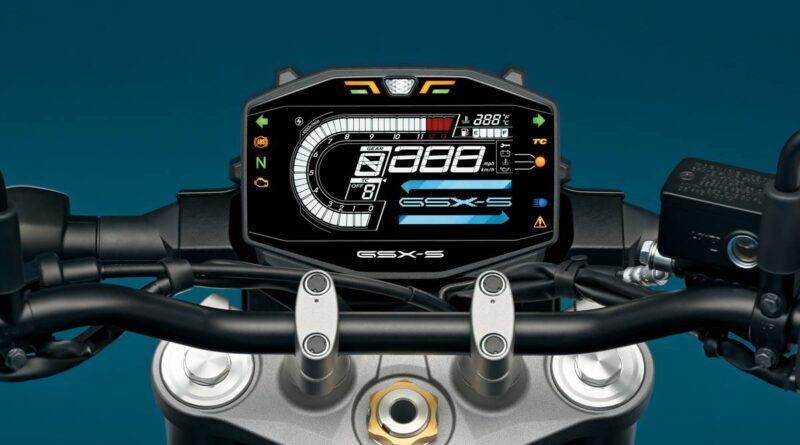 Suzuki GSX-S 950