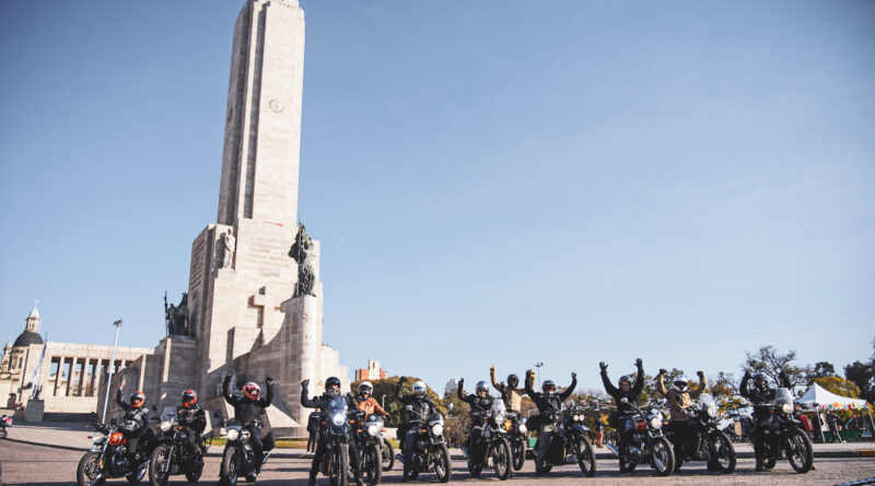 Tour Royal Enfield Argentina